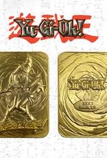 YGO - Zubehör Yu-Gi-Oh! Limited Edition Gold Card Collectibles - Dark Magician Girl