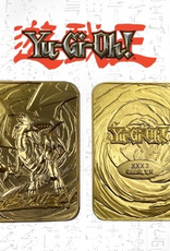 YGO - Zubehör Yu-Gi-Oh! Limited Edition Gold Card Collectibles - Blue Eyes White Dragon