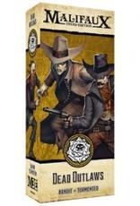 WYR - Malifaux Miniaturen Malifaux 3rd Edition - Dead Outlaws - EN