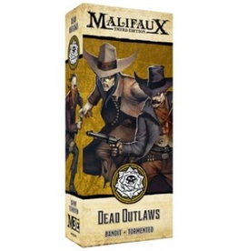 WYR - Malifaux Miniaturen Malifaux 3rd Edition - Dead Outlaws - EN
