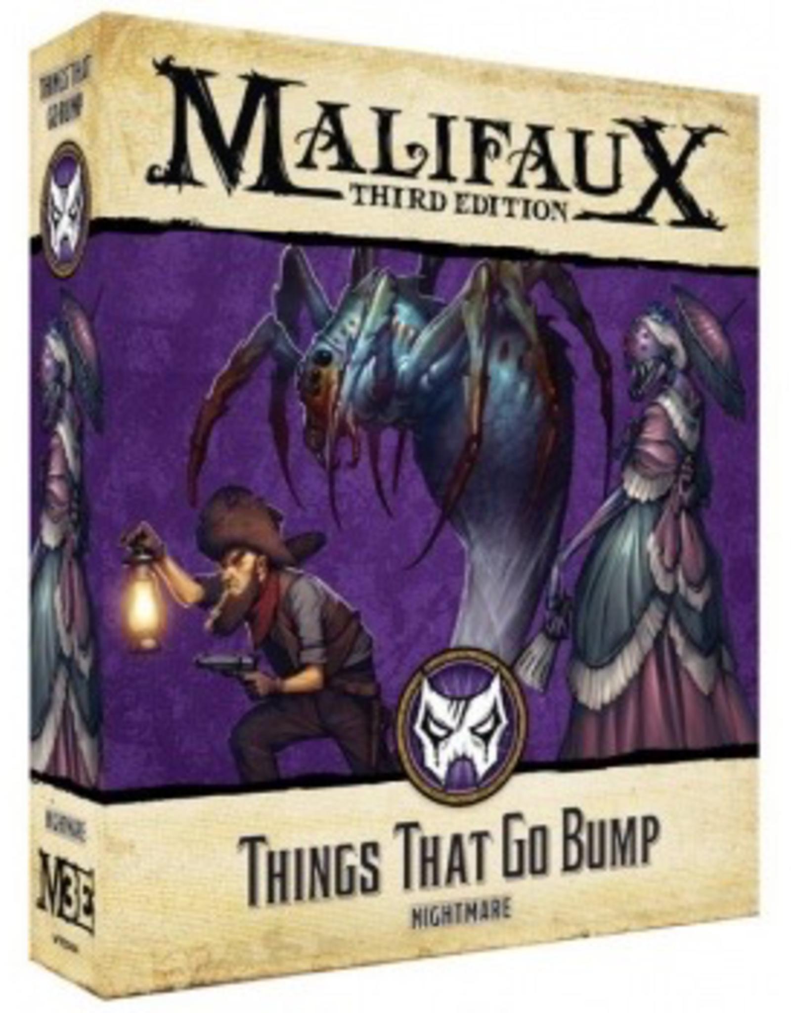 WYR - Malifaux Miniaturen Malifaux 3rd Edition - Things that Go Bump - EN