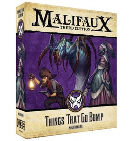 WYR - Malifaux Miniaturen Malifaux 3rd Edition - Things that Go Bump - EN