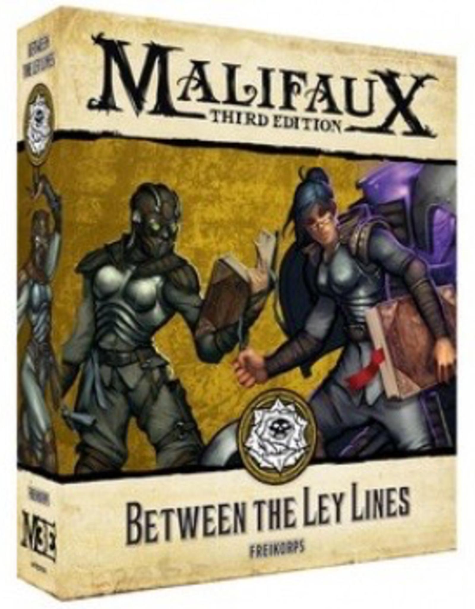 WYR - Malifaux Miniaturen Malifaux 3rd Edition - Between the Ley-Lines - EN