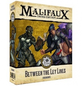 WYR - Malifaux Miniaturen Malifaux 3rd Edition - Between the Ley-Lines - EN