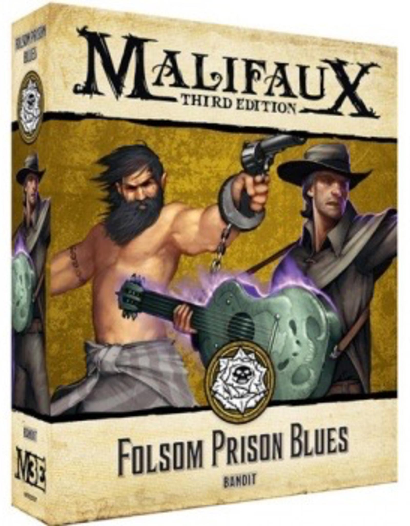 WYR - Malifaux Miniaturen Malifaux 3rd Edition - Folsom Prison Blues - EN