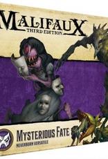WYR - Malifaux Miniaturen Malifaux 3rd Edition - Mysterious Fate - EN