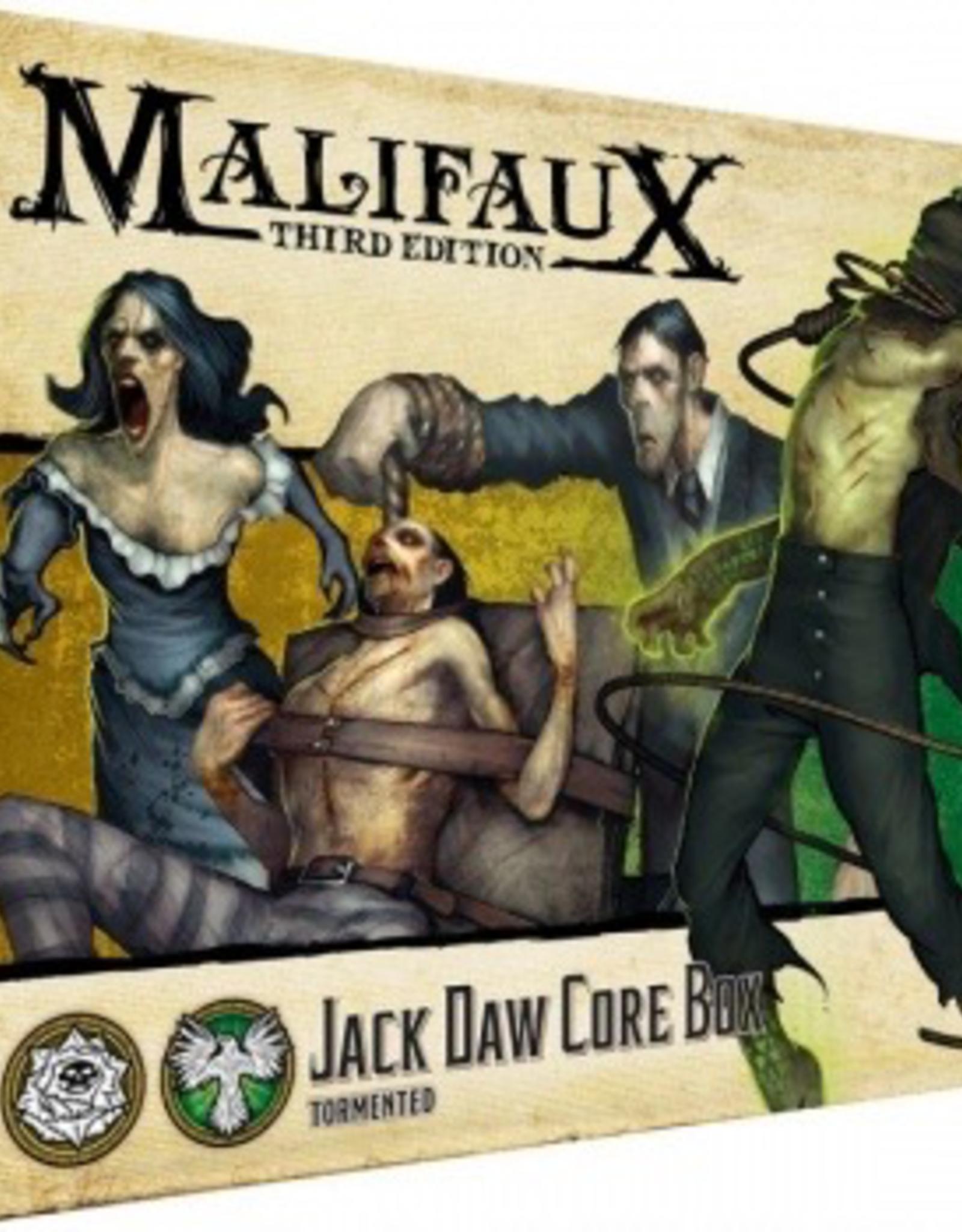 WYR - Malifaux Miniaturen Malifaux 3rd Edition - Jack Daw Core Box - EN