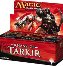 MTG - Khans of Tarkir Khans of Tarkir Booster Display JP