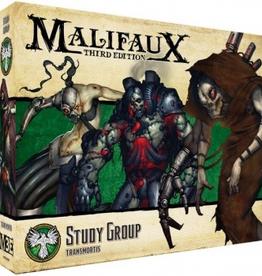 WYR - Malifaux Miniaturen Malifaux 3rd Edition - Study Group - EN