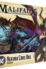 WYR - Malifaux Miniaturen Malifaux 3rd Edition - Nekima Core Box - EN