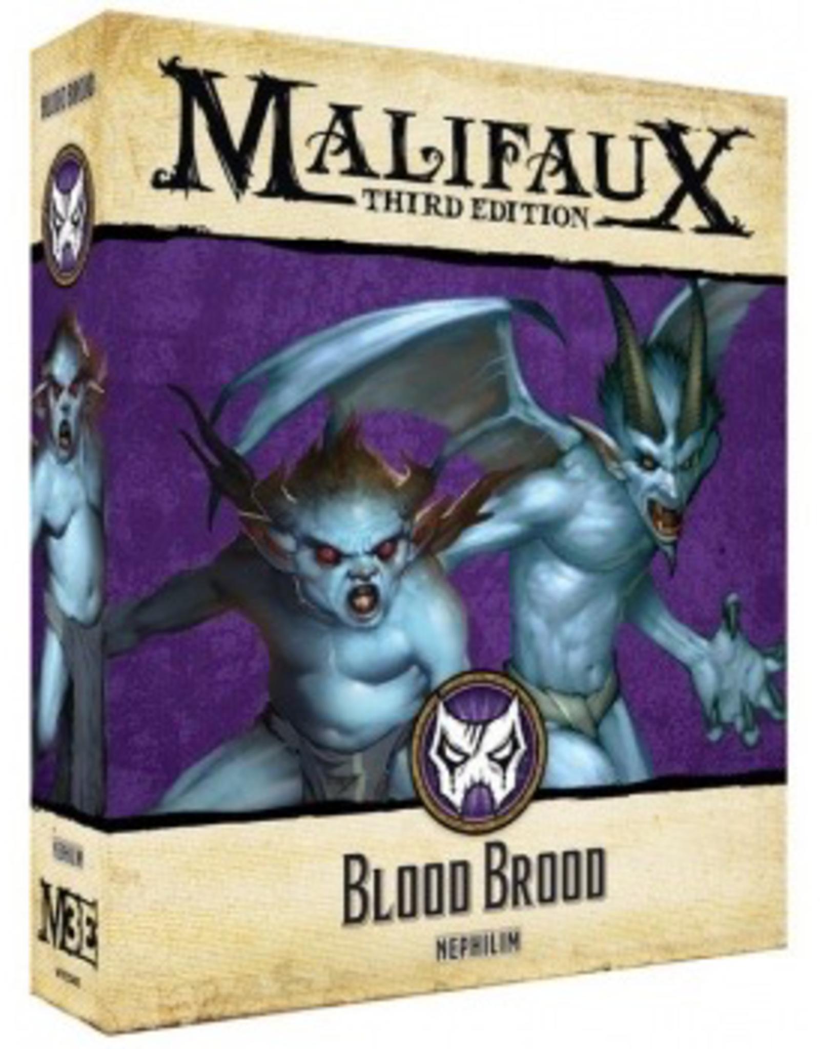 WYR - Malifaux Miniaturen Malifaux 3rd Edition - Blood Brood - EN