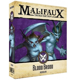 WYR - Malifaux Miniaturen Malifaux 3rd Edition - Blood Brood - EN