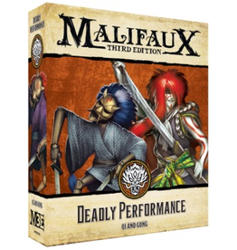 WYR - Malifaux Miniaturen Malifaux 3rd Edition - Deadly Performance - EN