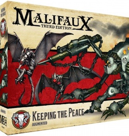 WYR - Malifaux Miniaturen Malifaux 3rd Edition - Keeping the Peace - EN