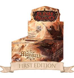 FB - Display Flesh & Blood TCG - Monarch First Edition Booster Display (24 Packs) - EN