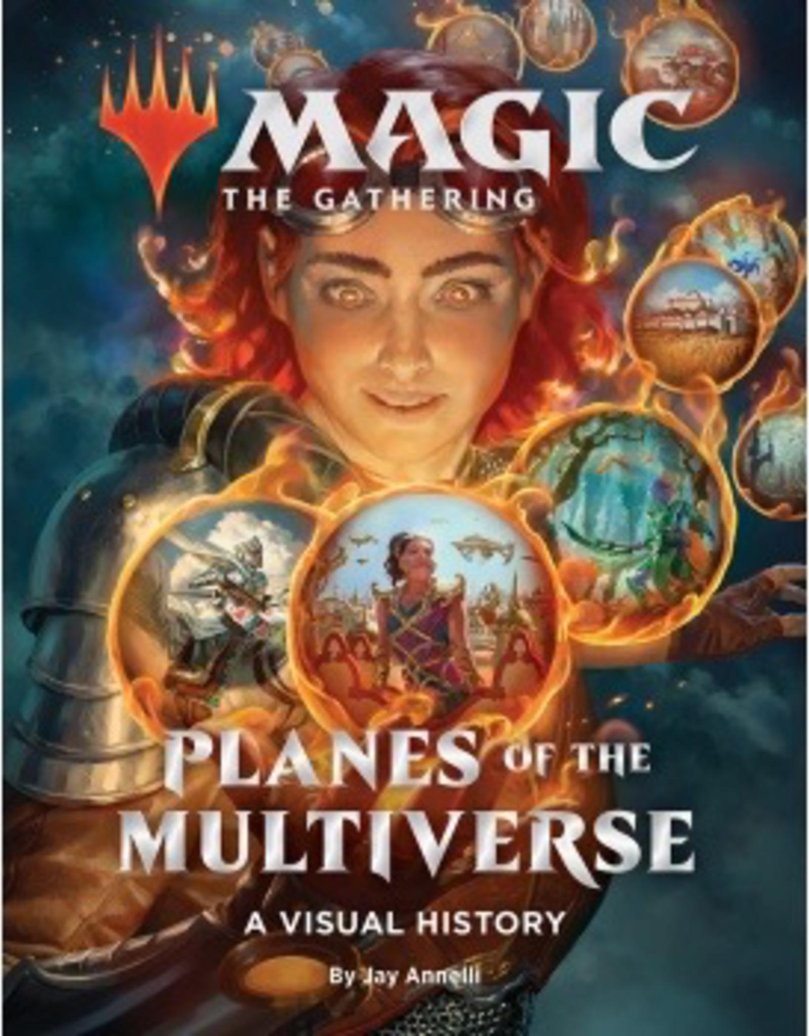 MTG - Spezial Set Magic: The Gathering: Planes of the Multiverse - EN