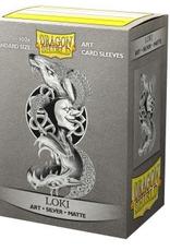 DS - Standard Sleeves Dragon Shield Matte Art Sleeves - Loki (100 Sleeves)