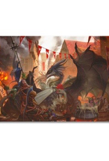DS - Play Mat Dragon Shield Playmat - Valentine Dragon 2021
