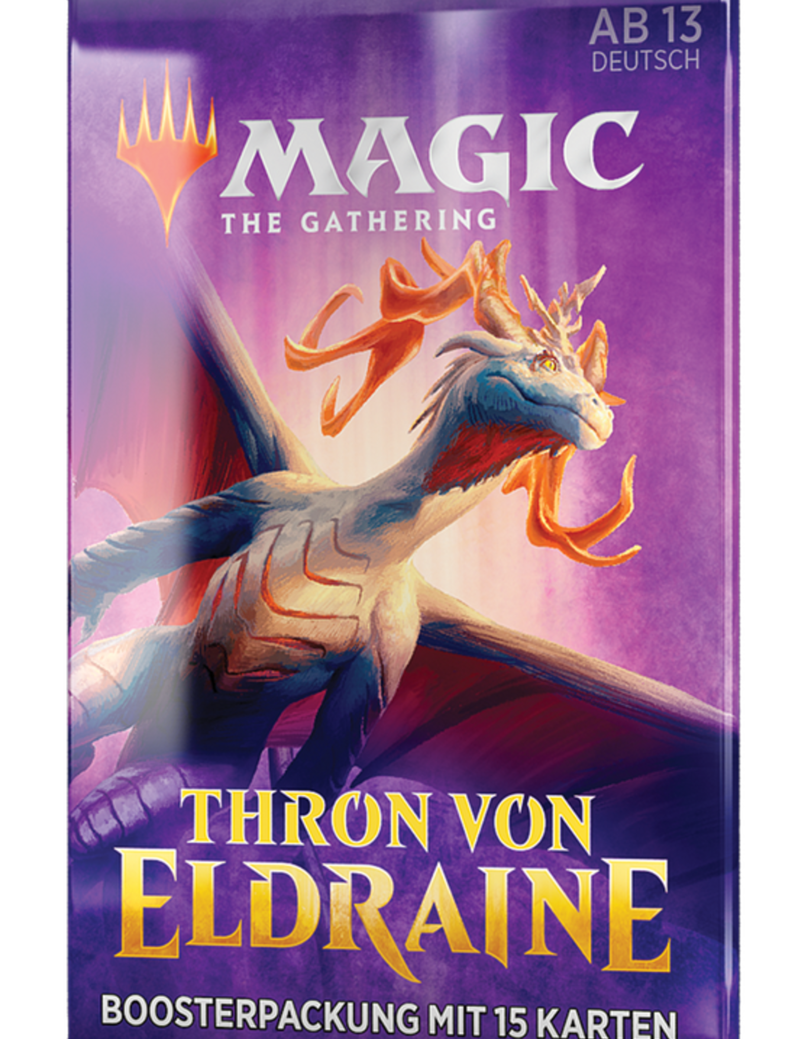 MTG - Throne of Eldraine MTG - Throne of Eldraine Booster - DE