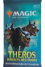 MTG - Theros MTG - Theros Beyond Death Booster - DE