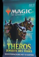 MTG - Theros MTG - Theros Beyond Death Booster - DE