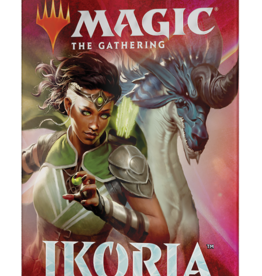 MTG - Ikoria MTG - Ikoria: Lair of Behemoths Booster - EN