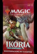 MTG - Ikoria MTG - Ikoria: Lair of Behemoths Booster - DE