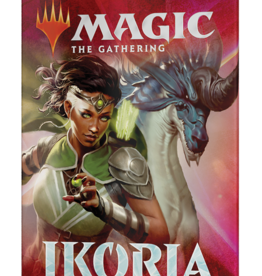 MTG - Ikoria MTG - Ikoria: Lair of Behemoths Booster - DE