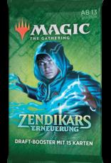 MTG - Zendikar Rising MTG - Zendikar Rising Draft Booster - DE