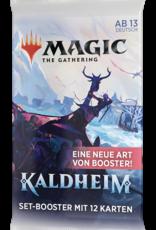 MTG - Kaldheim MTG - Kaldheim Set Booster - DE