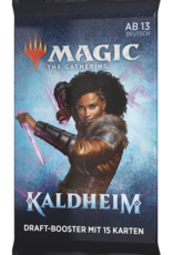 MTG - Kaldheim MTG - Kaldheim Draft Booster - DE