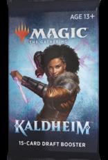 MTG - Kaldheim MTG - Kaldheim Draft Booster - EN