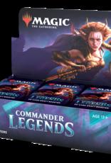 MTG - Commander MTG - Commander Legends Draft Booster Display (24 Packs) - EN