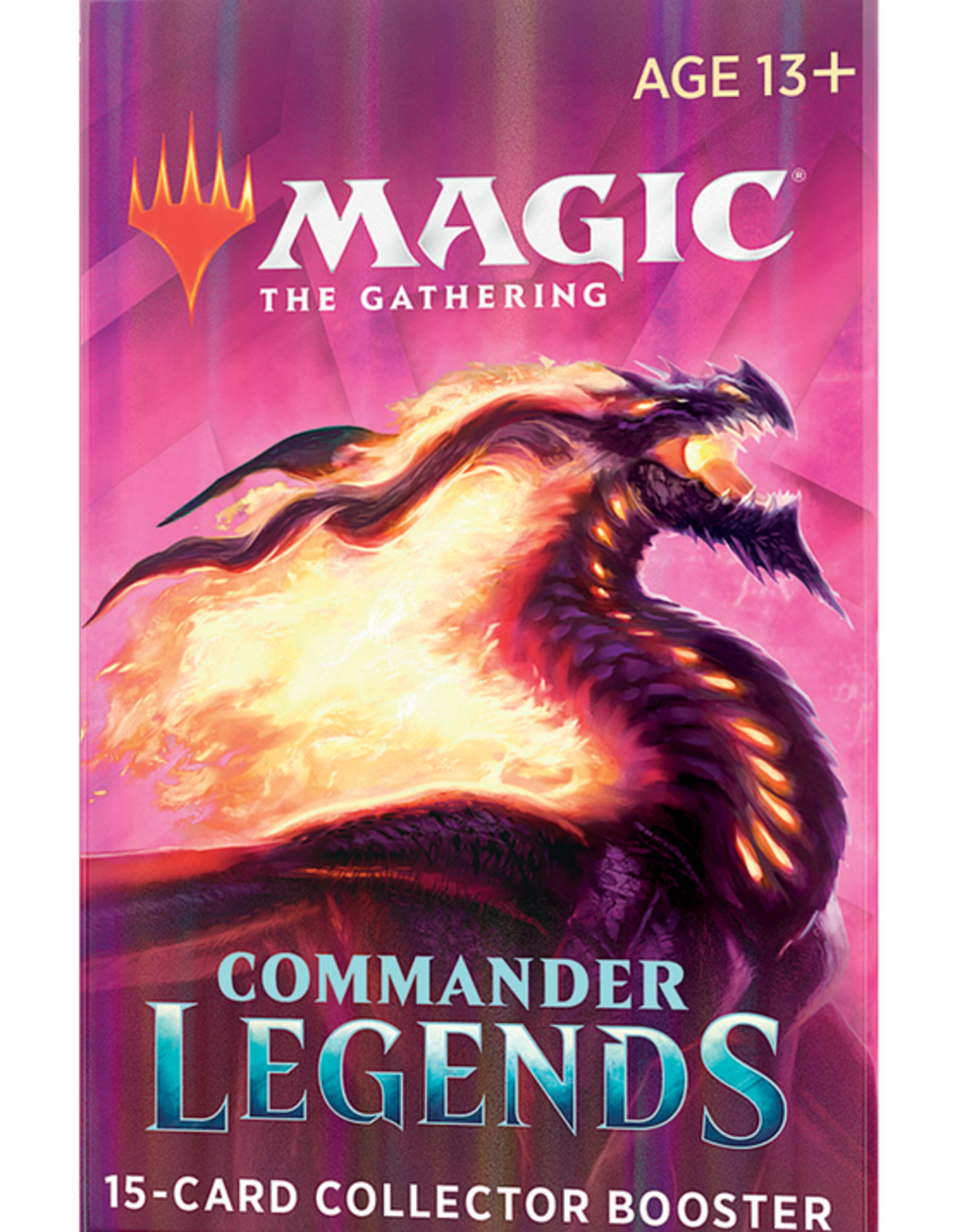 MTG - Commander MTG - Commander Legends Collector Booster - DE