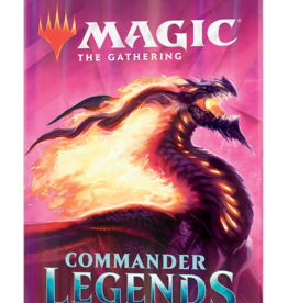 MTG - Commander MTG - Commander Legends Collector Booster - DE