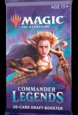 MTG - Commander MTG - Commander Legends Draft Booster - EN