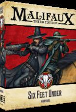 WYR - Malifaux Miniaturen Malifaux 3rd Edition - Six Feet Under - EN