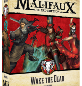 WYR - Malifaux Miniaturen Malifaux 3rd Edition - Wake the Dead - EN
