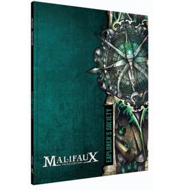 WYR - Malifaux Zubehör Malifaux 3rd Edition - Explorer's Society Faction Book - EN