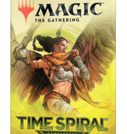 MTG - Time Spiral Block MTG - Time Spiral Remastered Draft Booster - EN