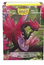 DS - Standard Sleeves Dragon Shield Matte Art Sleeves - Sahar (100 Sleeves)