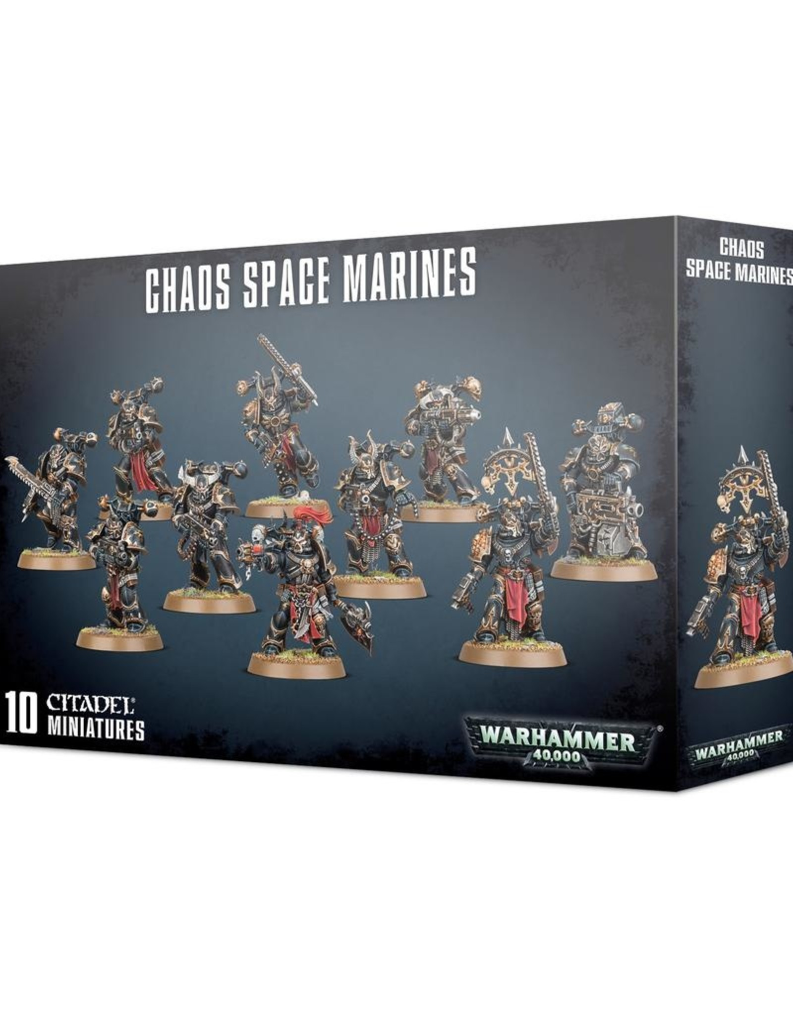 GW - 40k Chaos Space Marines