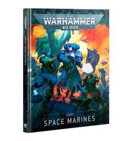 GW - 40k Codex: Space Marines - DE