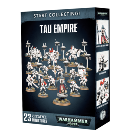 GW - 40k Start Collecting! T'au Empire