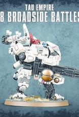 GW - 40k Tau Empire XV88 Broadside Battlesuit