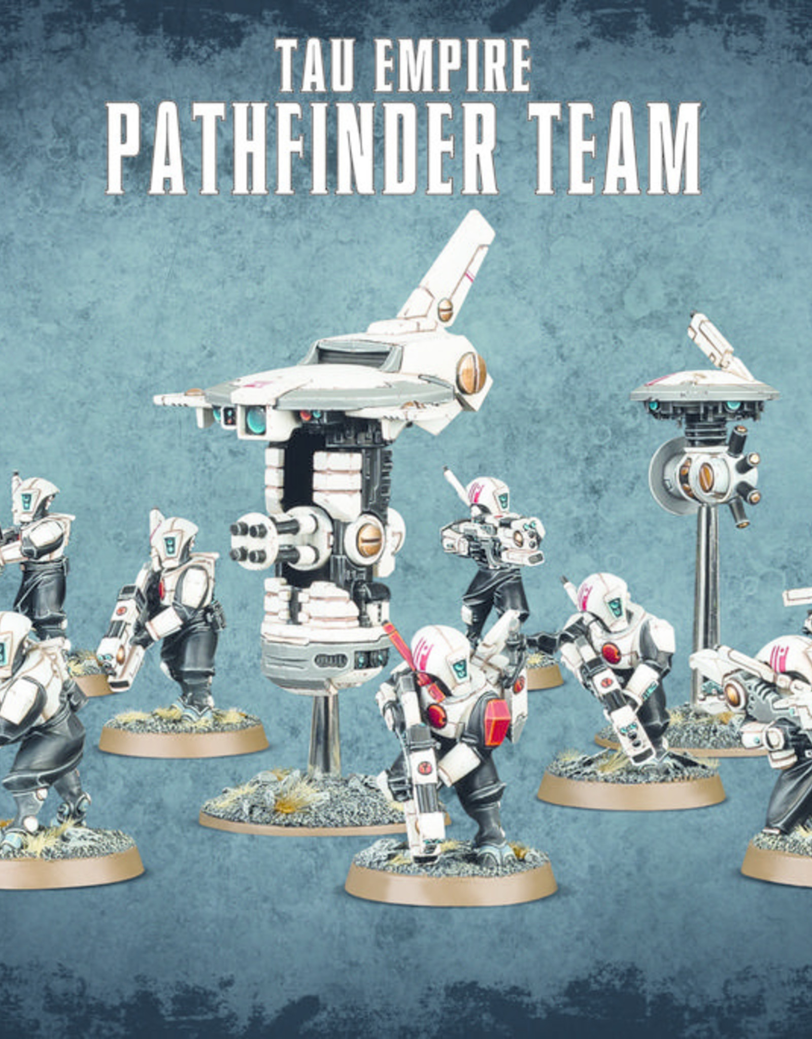 GW - 40k Tau Empire Pathfinder Team