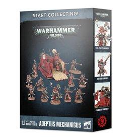 GW - 40k Start Collecting! Adeptus Mechanicus