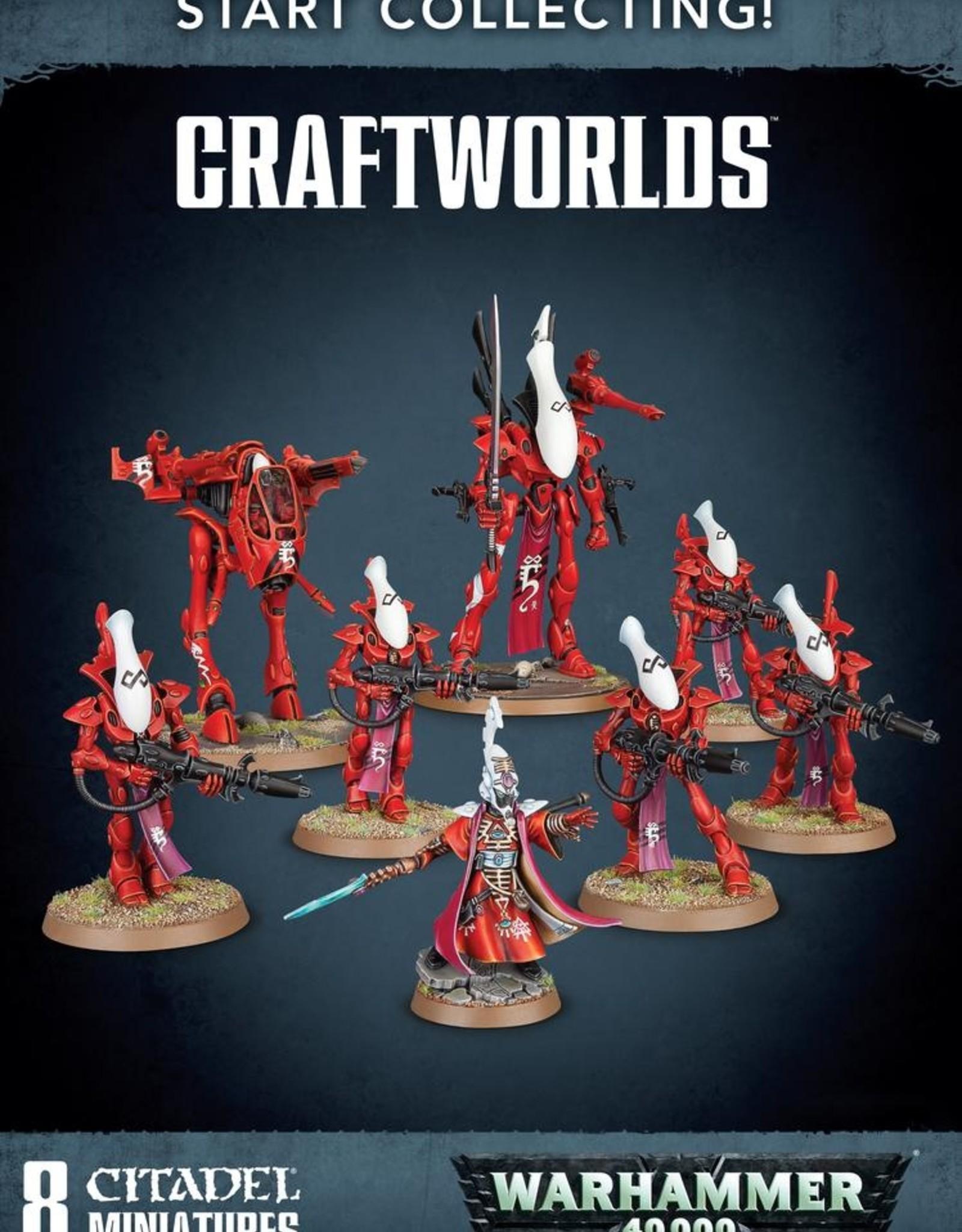 GW - 40k Start Collecting! Craftworlds