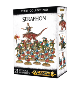 GW - AOS Start Collecting! Seraphon