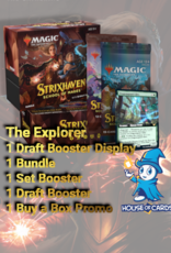 MTG - Strixhaven Strixhaven Explorer Combo